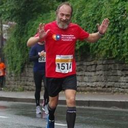 SEB Tallinna Maratoni Sügisjooks 10 km - Mona Leppoja (1518)