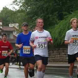 SEB Tallinna Maratoni Sügisjooks 10 km - Risto Rosenfeld (957)