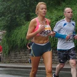 SEB Tallinna Maratoni Sügisjooks 10 km - Elo Pendin (2953)