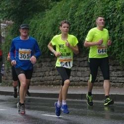 SEB Tallinna Maratoni Sügisjooks 10 km - Ülo Metsar (365), Ravel Leisalu (541)