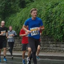 SEB Tallinna Maratoni Sügisjooks 10 km - Paavo Brauer (540)