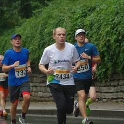 SEB Tallinna Maratoni Sügisjooks 10 km - Ago Lilleorg (732), Vadim Palamartšuk (2434)