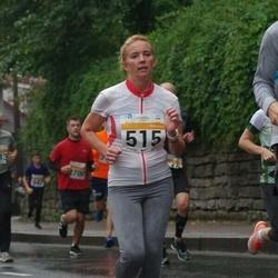 SEB Tallinna Maratoni Sügisjooks 10 km - Agne Kivisaar (515)