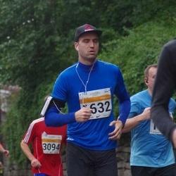 SEB Tallinna Maratoni Sügisjooks 10 km - Marten Martens (1632)