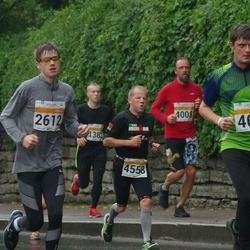 SEB Tallinna Maratoni Sügisjooks 10 km - Sander Kangur (2612), Toomas Kaarelson (4008), Peter Buhr (4558)