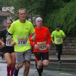 SEB Tallinna Maratoni Sügisjooks 10 km - Boris Bogdanov (2929), Jevgeni Šerstjuk (3787)