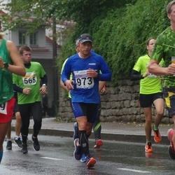 SEB Tallinna Maratoni Sügisjooks 10 km - Kaido Kroon (973)