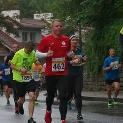 SEB Tallinna Maratoni Sügisjooks 10 km - Markko Virkus (462), Valdo Aedmäe (1890)