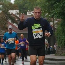 SEB Tallinna Maratoni Sügisjooks 10 km - Aslan Hamza (4635)
