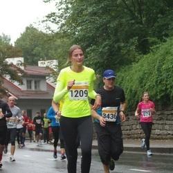 SEB Tallinna Maratoni Sügisjooks 10 km - Mairi Zernand (1209)