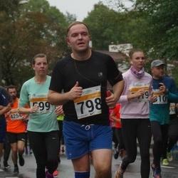 SEB Tallinna Maratoni Sügisjooks 10 km - Enrico Pärn (798)