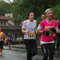 SEB Tallinna Maratoni Sügisjooks 10 km - Anita Reitere (1845)
