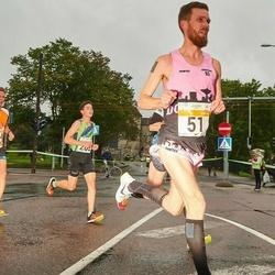 SEB Tallinna Maratoni Sügisjooks 10 km - Mikko Mäkelä (51)