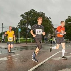 SEB Tallinna Maratoni Sügisjooks 10 km - David Edwards (242), Sergei Petrov (336), Aleksander Kaju (971)