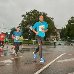 SEB Tallinna Maratoni Sügisjooks 10 km - Andres Voolar (70)