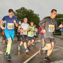 SEB Tallinna Maratoni Sügisjooks 10 km - Aare Randma (468), Alar Koot (523)