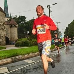 SEB Tallinna Maratoni Sügisjooks 10 km - Toomas Kaarelson (4008)
