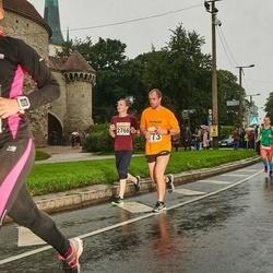 SEB Tallinna Maratoni Sügisjooks 10 km - Aleksei Šadrin (173), Valeri Mats (1991), Sigrid Polding (2626), Rene Vaupere (2766)