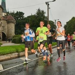SEB Tallinna Maratoni Sügisjooks 10 km - Johanna Maria Jõgisu (3946), Ragnar Kranberg (4182)