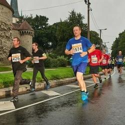 SEB Tallinna Maratoni Sügisjooks 10 km - Viktor Stepanov (426), Marko Vända (660), Kaido Vainola (1442), Arnold Himma (1574), Jevgeni Stelmašonok (4543)