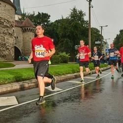 SEB Tallinna Maratoni Sügisjooks 10 km - Marko Vända (660), Kaido Vainola (1442), Tarmo Valdmaa (2937), Vahur Lepvalts (3153)