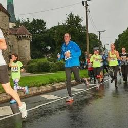 SEB Tallinna Maratoni Sügisjooks 10 km - Anna-Maria Semjonova (1434), Irina Raketskaja (1834)
