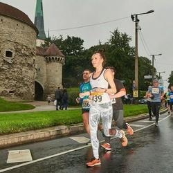 SEB Tallinna Maratoni Sügisjooks 10 km - Christina Kallas (439)