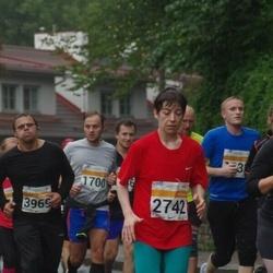 SEB Tallinna Maratoni Sügisjooks 10 km - Petra Holm (2742)