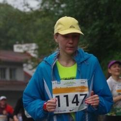 SEB Tallinna Maratoni Sügisjooks 10 km - Külli Janikson (1147)