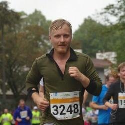 SEB Tallinna Maratoni Sügisjooks 10 km - Tauno Kuusik (3248)