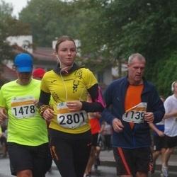 SEB Tallinna Maratoni Sügisjooks 10 km - Tõnu Põldmäe (1139), Veiko Meltsas (1478), Kadi Vares (2801)