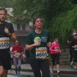 SEB Tallinna Maratoni Sügisjooks 10 km - Claire Whittaker (4604)