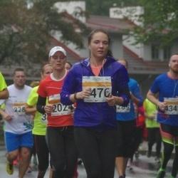 SEB Tallinna Maratoni Sügisjooks 10 km - Berit Vals (1476)