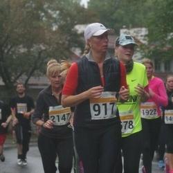 SEB Tallinna Maratoni Sügisjooks 10 km - Kadri Kivimäe (917)