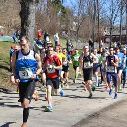 84. Suurjooks ümber Viljandi järve - Mikk Laur (13), Bert Tippi (31), Olari Orm (99), Timmo Tammemäe (2370)