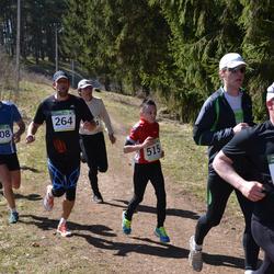 84. Suurjooks ümber Viljandi järve - Aigar Ojaots (264), Edvin Kin (515)