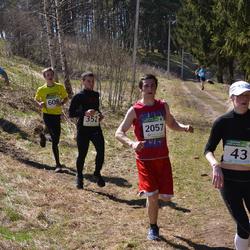 84. Suurjooks ümber Viljandi järve - Kerti Einstein (43), Mario Zirnask (352), Ando Boze (2057)