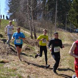 84. Suurjooks ümber Viljandi järve - Mario Zirnask (352), Aare Piire (415), Georg Caius Kutsar (609), Reno Ragun (631), Ando Boze (2057), Patrick Barbo (2296)