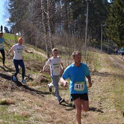 84. Suurjooks ümber Viljandi järve - Andres Vilper (402), Aare Piire (415), Reno Ragun (631), Tatiana Sviridova (1825), Patrick Barbo (2296)