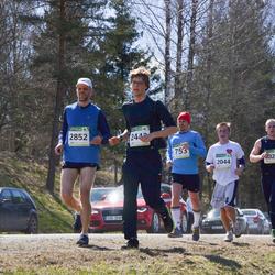 84. Suurjooks ümber Viljandi järve - Ard-Kristian Kakko (753), Vaigo Mikson (2044), Arnold Provalski (2310), Urmas Tellind (2825)