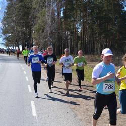 84. Suurjooks ümber Viljandi järve - Silver Soonik (555), Arto Lepik (788), Priit-Mihkel Pihu (825), Timo Jeeger (1885), Alari Arro (2625), Anne-Li Tilk (2793)