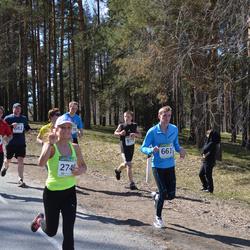 84. Suurjooks ümber Viljandi järve - Rene Hallemaa (661), Andre Anis (679), Katrena Tenno (2745)