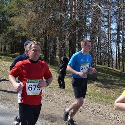 84. Suurjooks ümber Viljandi järve - Andre Anis (679), Eigo Siimu (2778)