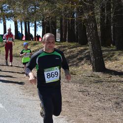 84. Suurjooks ümber Viljandi järve - Aron Mitt (869)