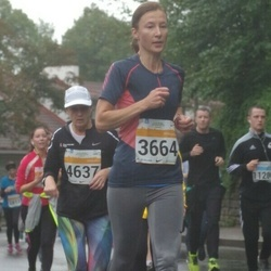 SEB Tallinna Maratoni Sügisjooks 10 km - Kristina Hinrikus (3664)