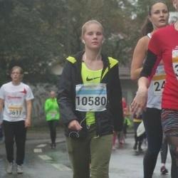SEB Tallinna Maratoni Sügisjooks 10 km - Karin Kolk (10580)