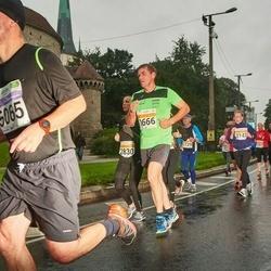 SEB Tallinna Maratoni Sügisjooks 10 km - Heinar Mölder (1666)