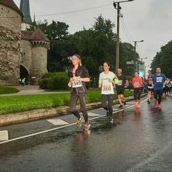 SEB Tallinna Maratoni Sügisjooks 10 km - Irma Jäe (2349), Kristel Paas (3332)