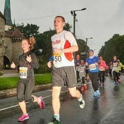 SEB Tallinna Maratoni Sügisjooks 10 km - Aare Treier (450)