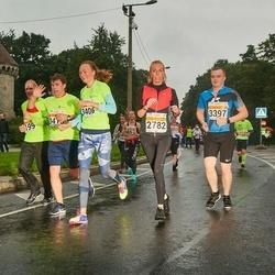 SEB Tallinna Maratoni Sügisjooks 10 km - Siret Liivak (2782), Kristjan Vallimäe (3397), Merje Aros (3406)
